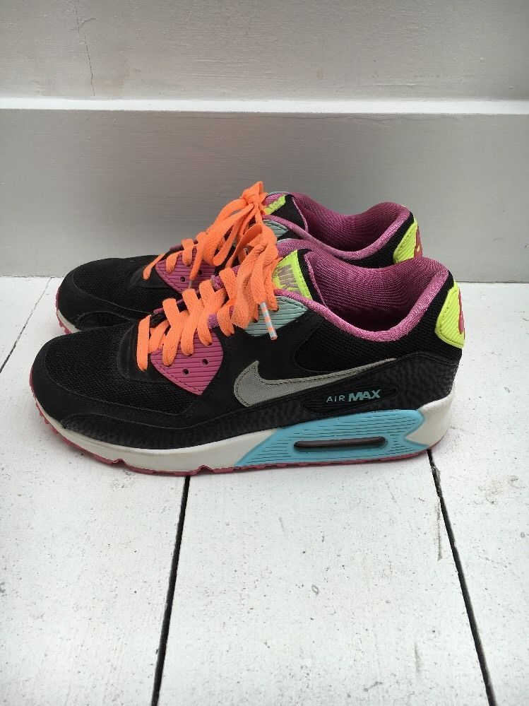 nike air max trainers women size 6