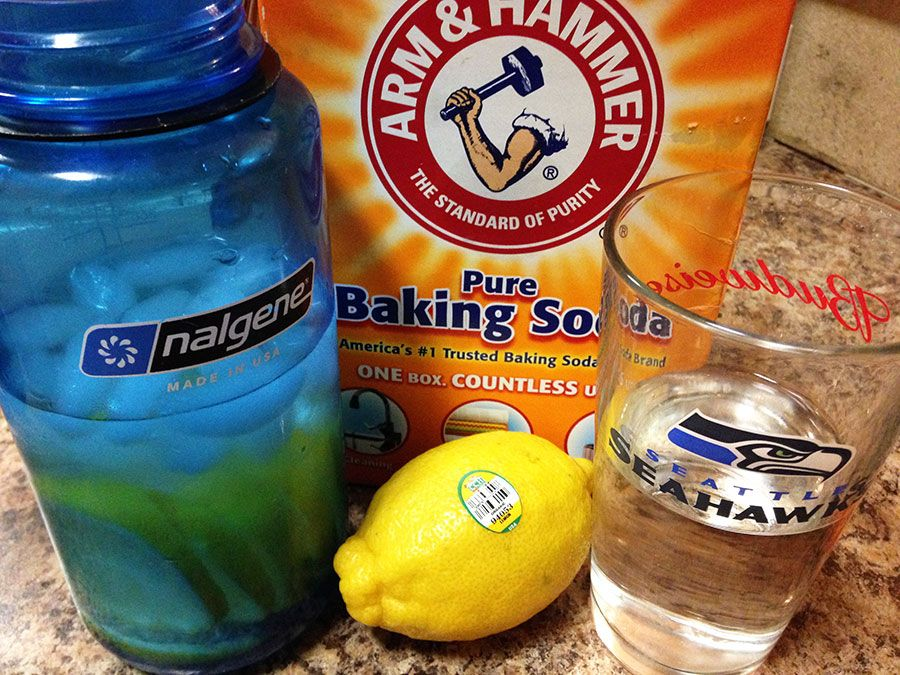 Drinking Baking Soda To Alkalize Body