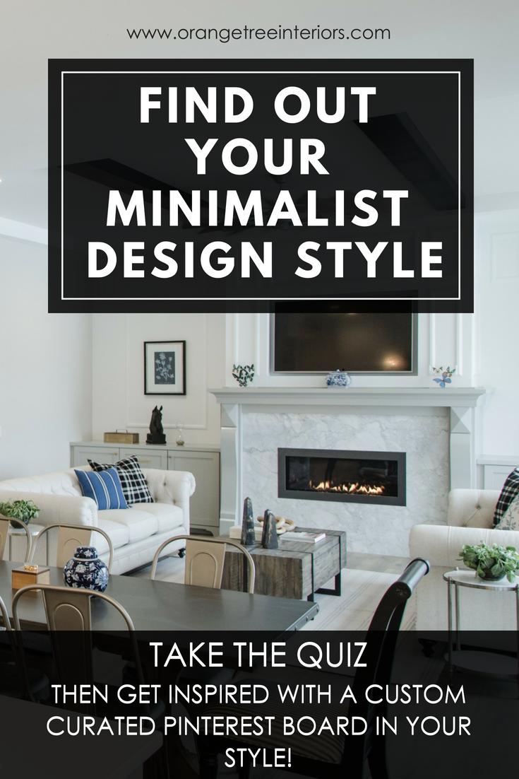 STYLE QUIZ- Find Out Your Minimalist Interior Design Style! Are You More Coastal,…   Interior Design Styles, Interior Design Styles Quiz, Minimalist Interior Design