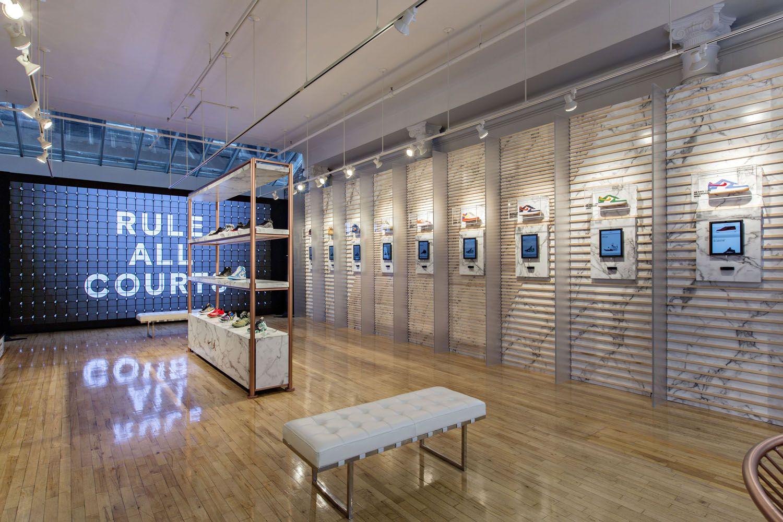 Inside Nike's AppointmentOnly AllStar Sneaker Store in