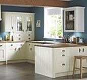 Teal Wall Cream Cabinets Kitchen Teal Kitchen Walls Teal Kitchen Teal Walls