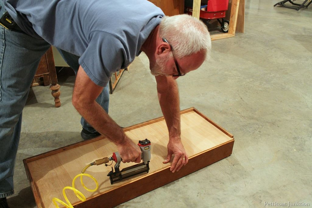 How To Replace A Drawer Bottom Furniture Repair Petticoat Junktion Furniture Repair Redo Furniture Drawer Repair