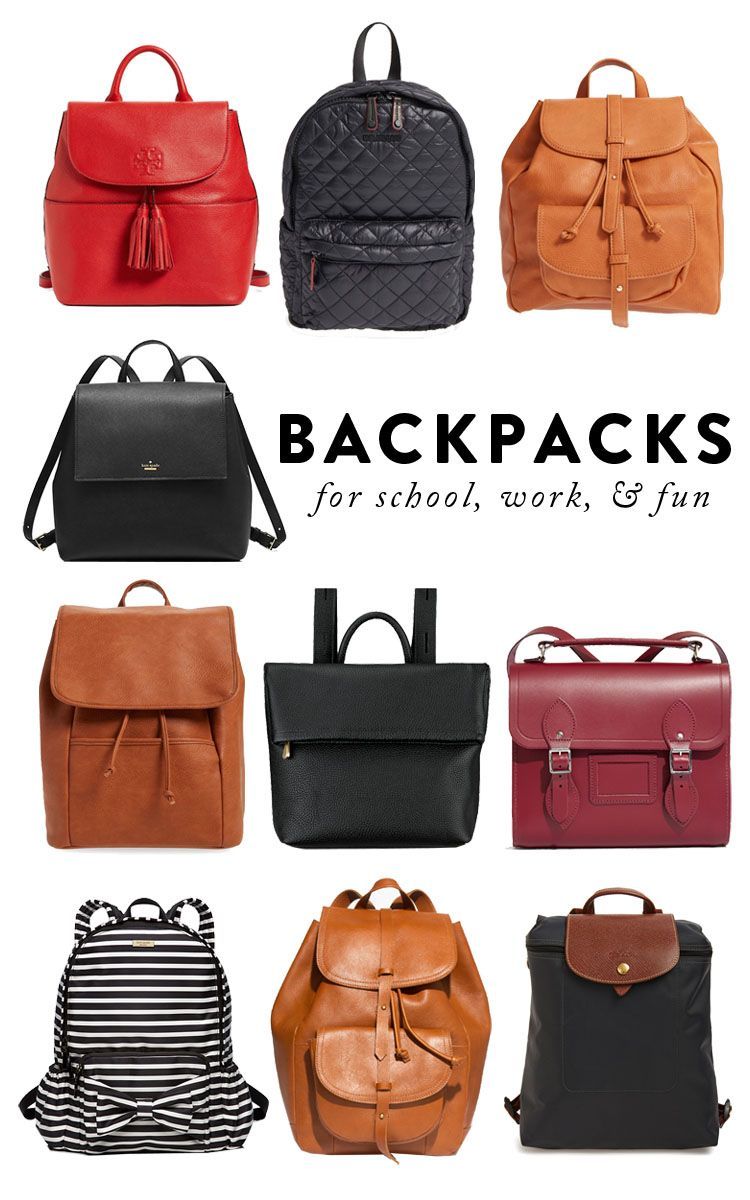 I've been carrying my Longchamp backpack a lot lately. It's just ...