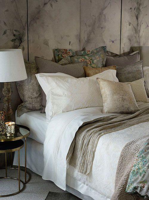 Beddengoed Zara Home  Slaapkamer  Bedroom in 2019