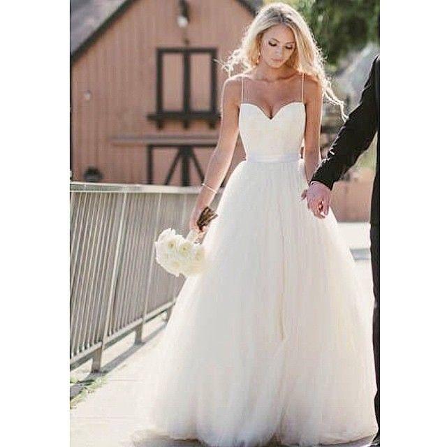 Altar Bound Wedding Dresses: Bruiloftsideeën, Trouwjurk