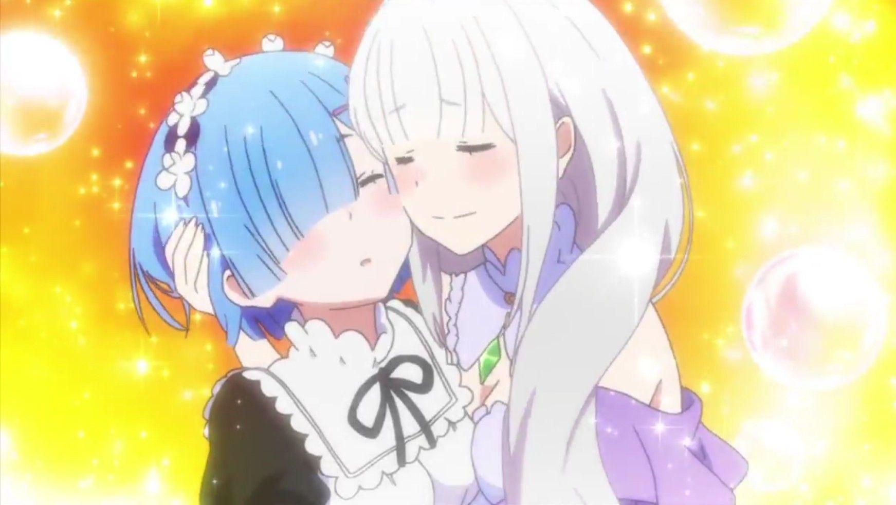 Pin on rezero