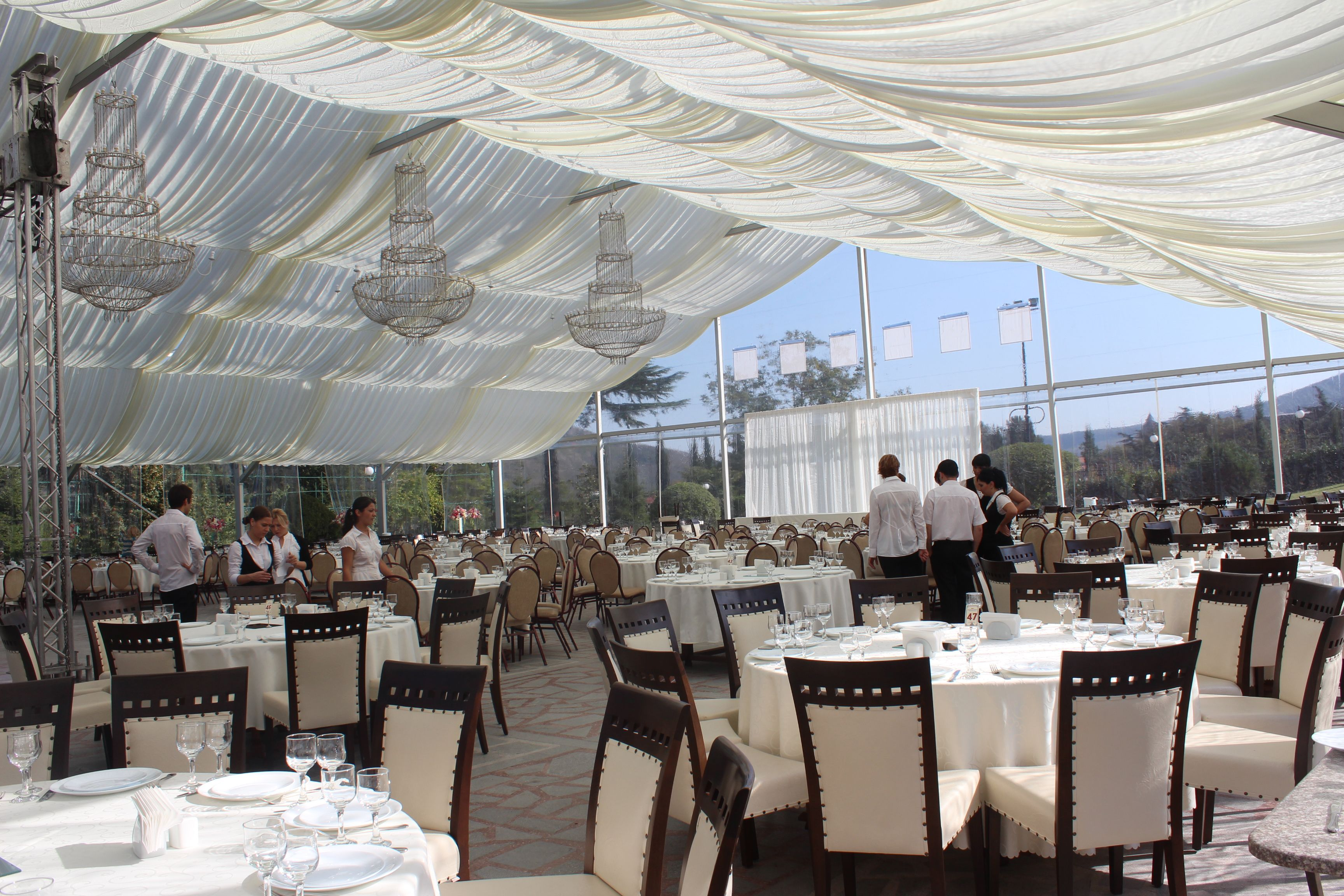 Wedding tents for 300 people - Wedding Tent For Sale Frame Tent Aluminum Tent Clear Span Marquee Transparent