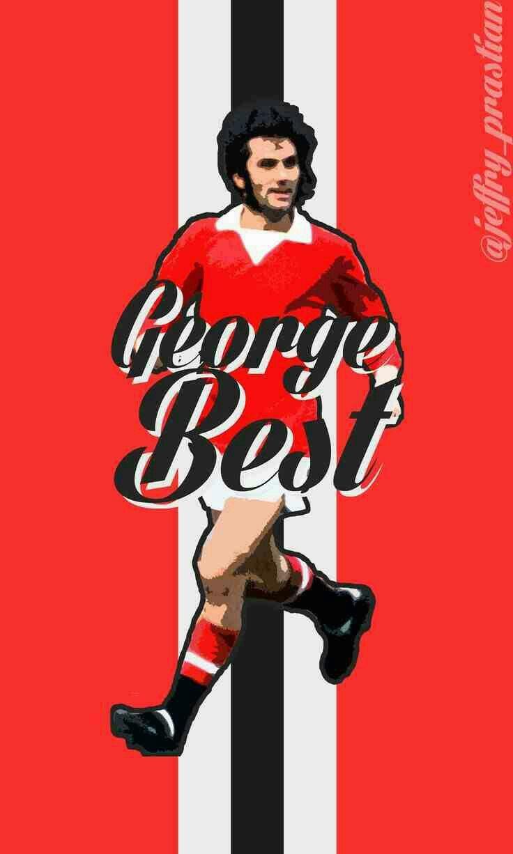 George Best Of Man Utd Wallpaper