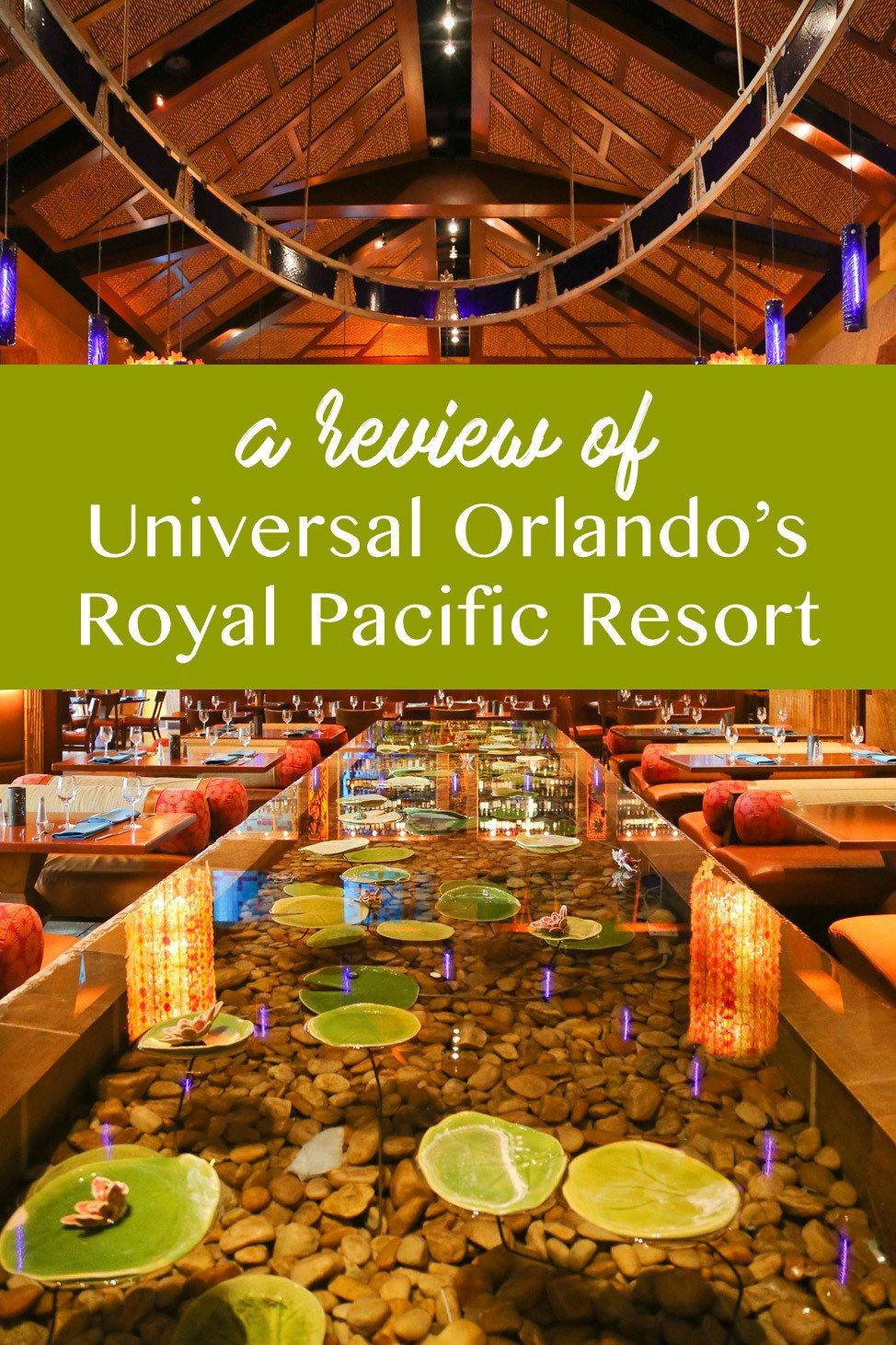 Hotel Crush The Royal Pacific Resort In Orlando Pinterest