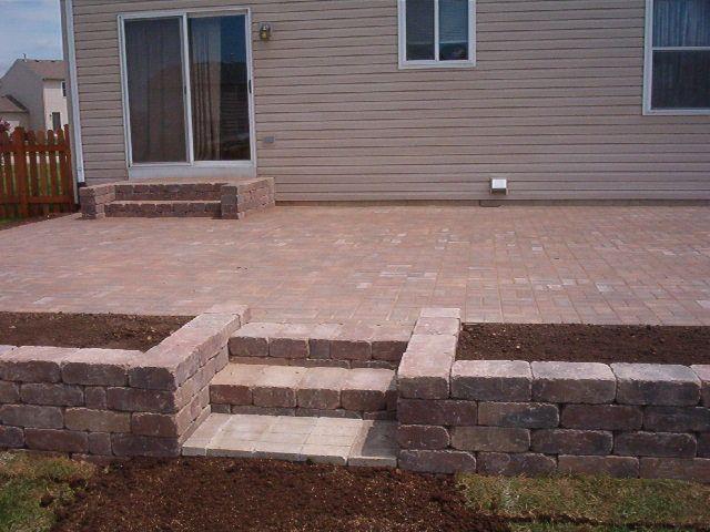 B M Lawn Care 815 337 5777 B M Lawn Care Patio Backyard Outdoor Spaces