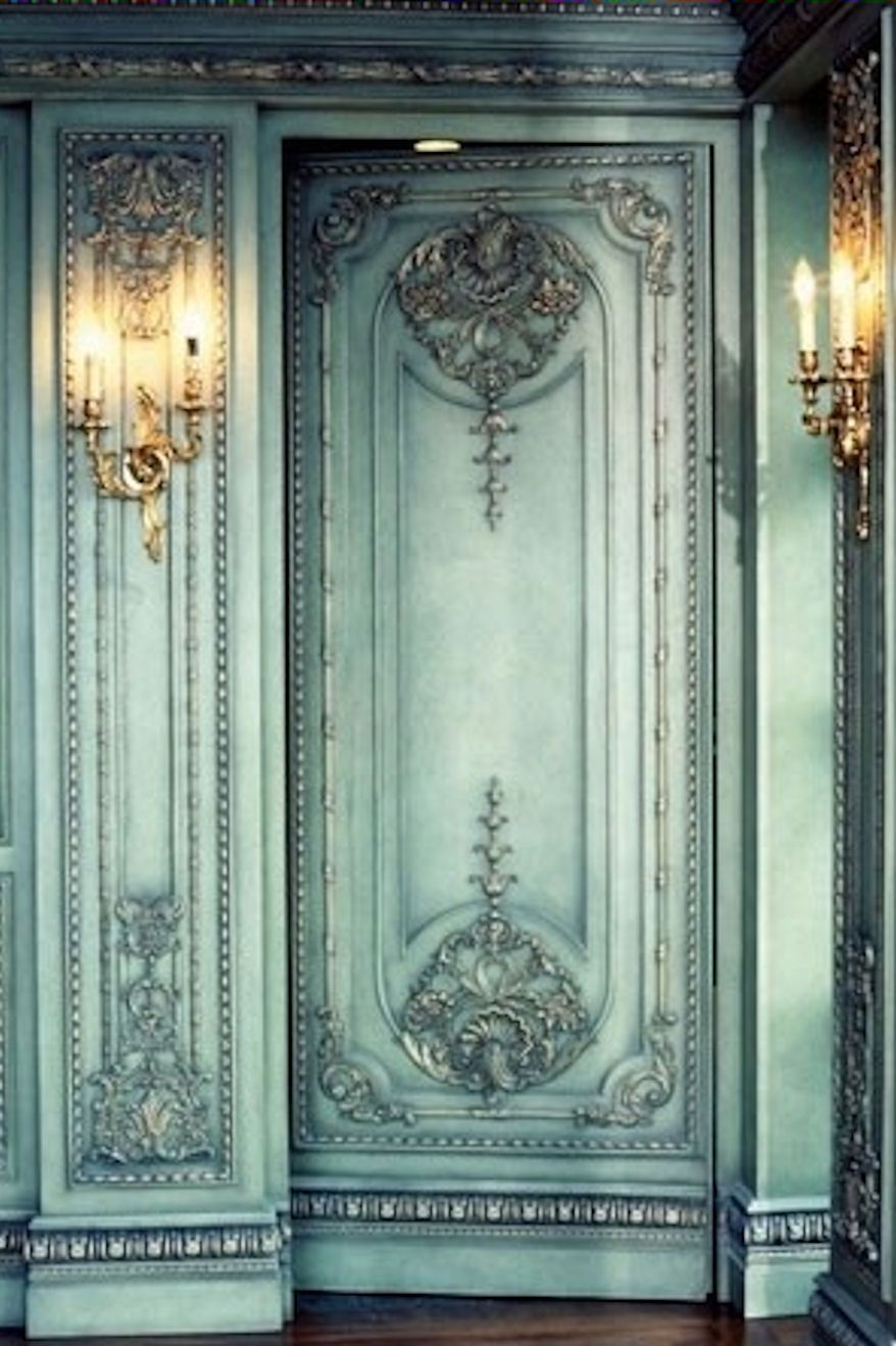 Beautifully decorated door. & Beautifully decorated door. | colors of my mind | Pinterest ... Pezcame.Com