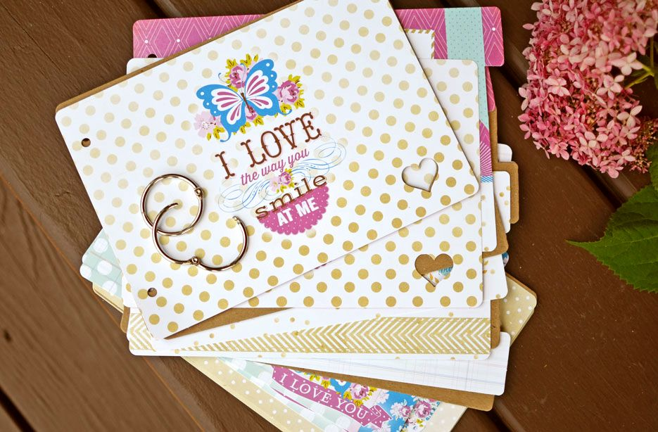 Sweet Routine Chipboard Books  More! An inside look at a new favorite!! {Chipboard Books} http://bit.ly/1lSr7UZ