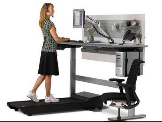 Stand Up Desk Treadmill Source Www Edeskco Com Treadmill Desk Standing Desk Stand Up Desk