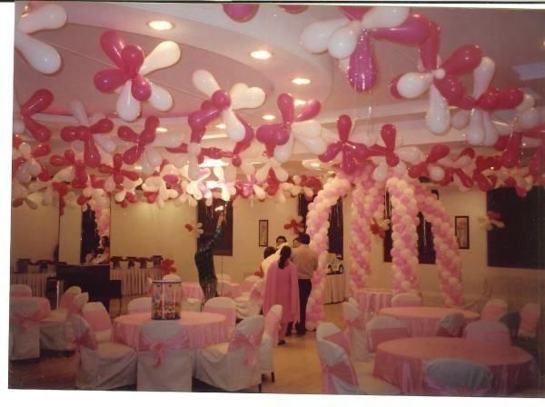 Table Decorations For Parties Birthday Party Decoration Ideas Interior Decorating Idea