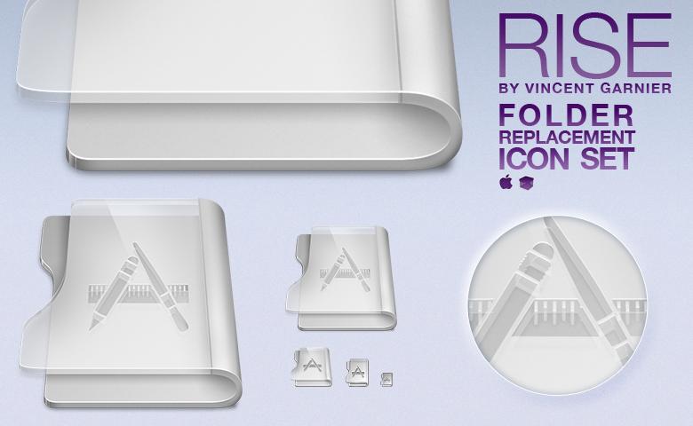 Rise Aluminium by Benjigarner on deviantART — folder