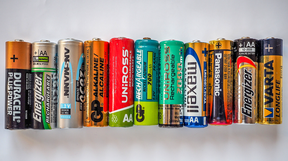 Duracell Optimum Batteries The Best Portable Power Today S Homeowner Duracell Cord Organization Optima Battery