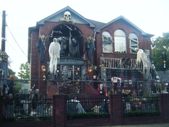 Information About Rate My Space Outdoor Halloween Fun Haunted