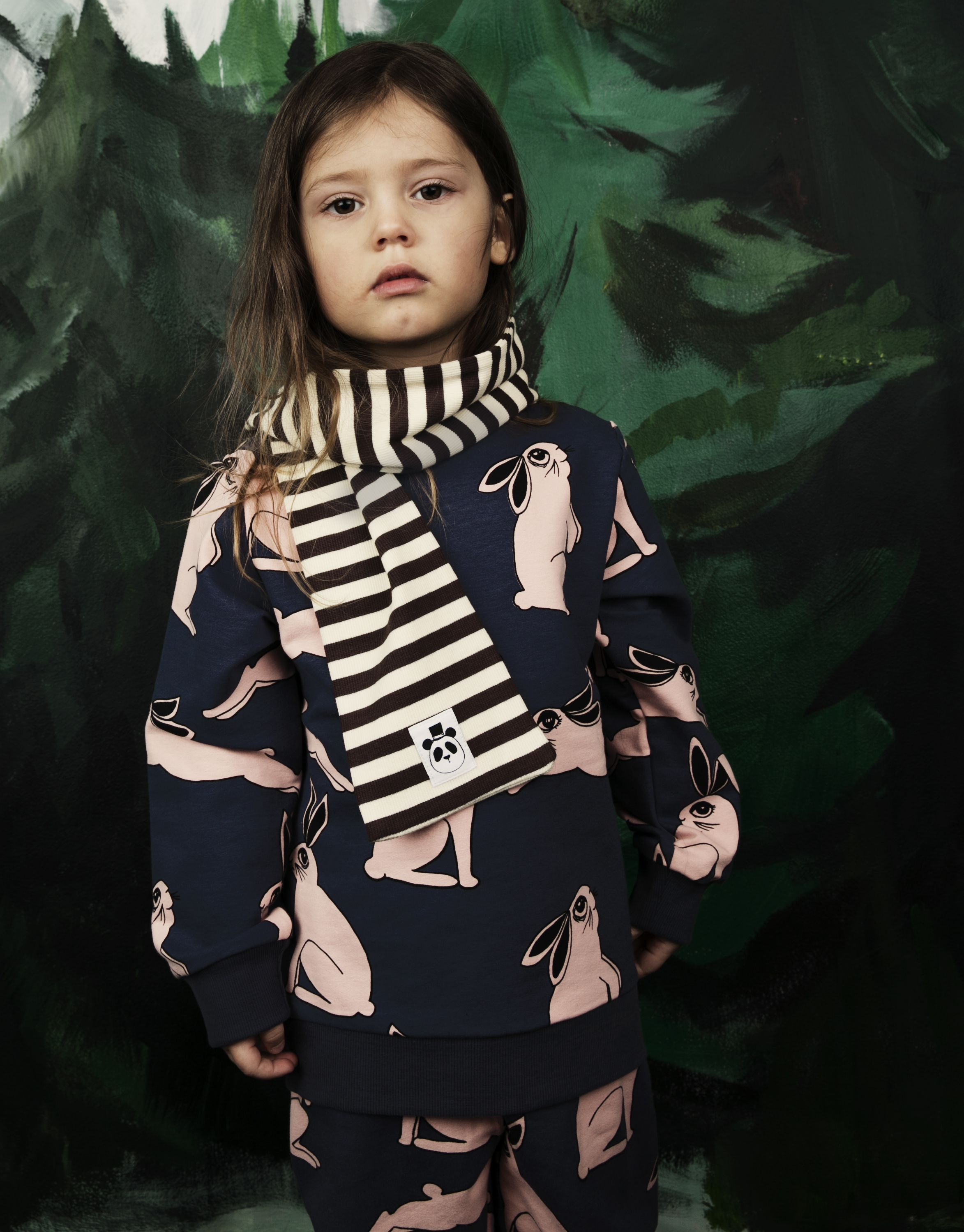 """#minirodini AW16 collection """"Young and free in Alaska""""  #미니로디니"""
