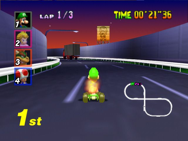 Mario Kart N64 Version A Look At Our Top 5 Co Op Pvp Games
