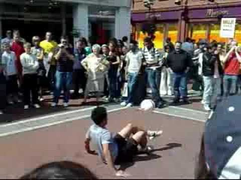 Street Football Tricks