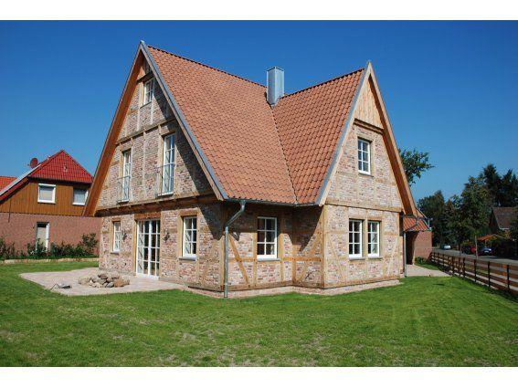 Fuhrberger Fachwerkhaus Haus, Anbau haus, Haus architektur