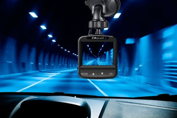 Midland Street Guardian, telecamera full HD per la sicurezza in auto