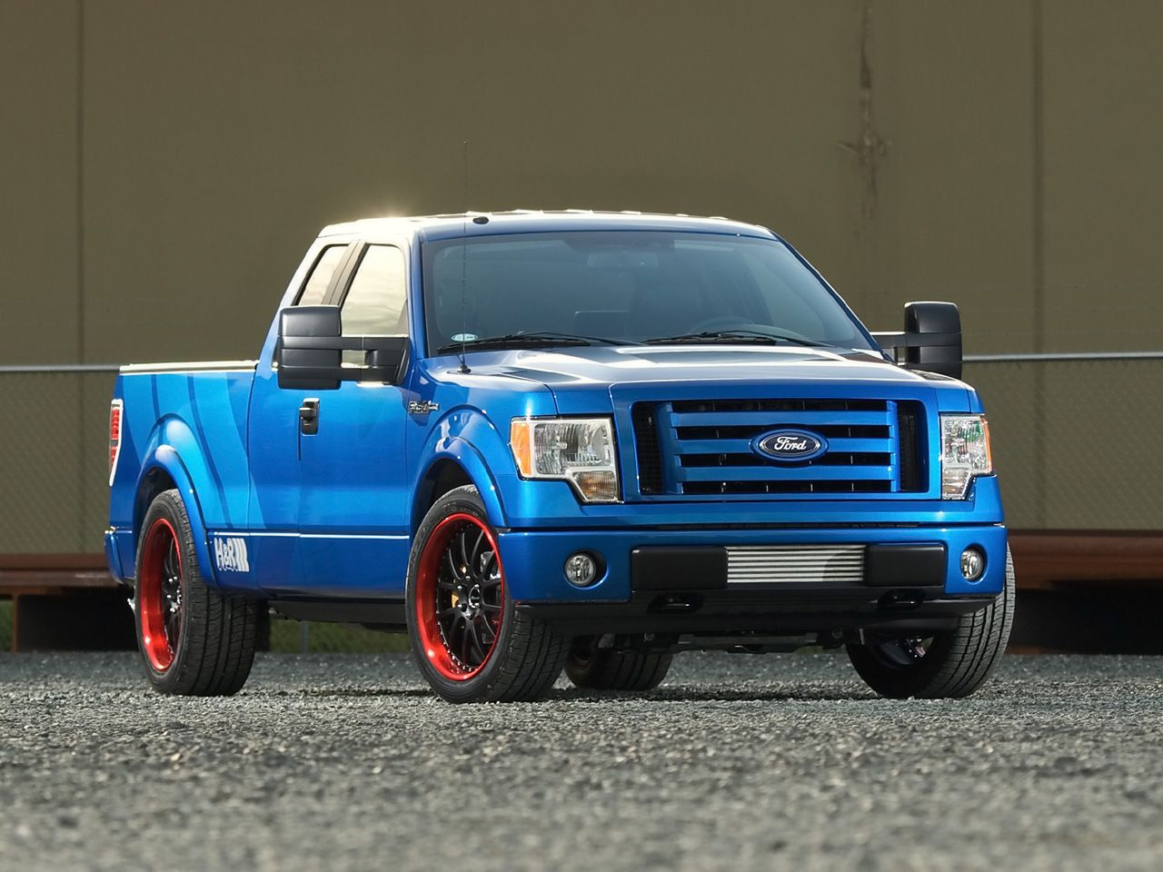 2009 ford f 150 hr springs hot rod autos y motos voltagebd Images