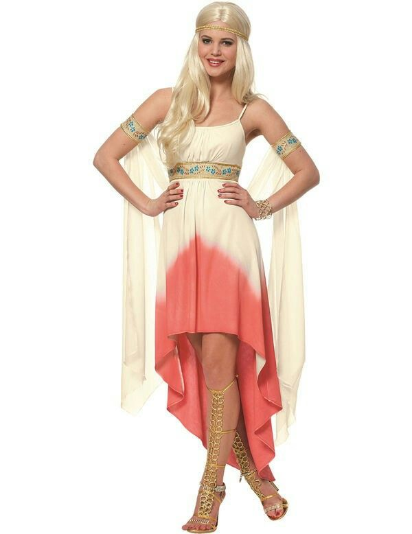 Romantic Dress inspired by Greek Mythology Dresses Pinterest - romantic halloween ideas