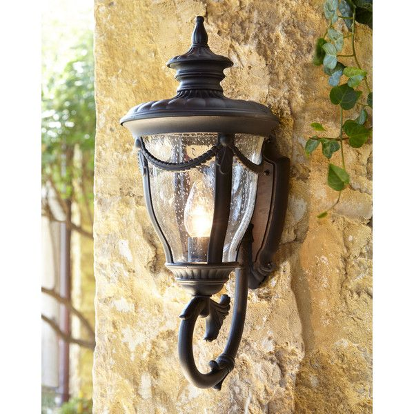 Anise 1 light outdoor wall scone 170 liked on polyvore anise 1 light outdoor wall scone 170 liked on polyvore featuring mozeypictures Gallery
