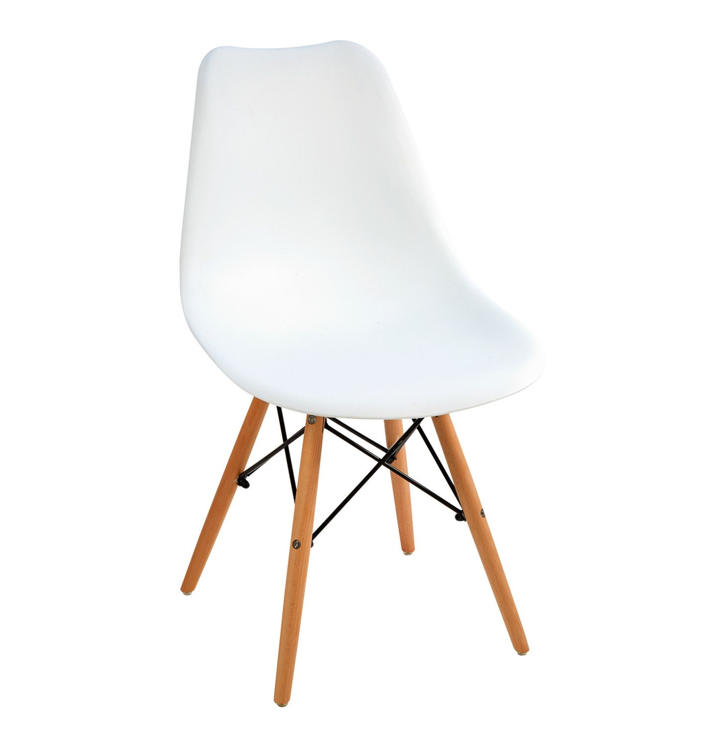 ADDIS Shell Chair  Makro Online  Chair, Shell chair, Home furniture