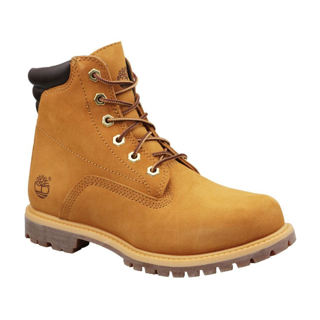 Buty Zimowe Timberland Waterville 6 In Basic W 8168r Brazowe Timberland Shoes Women Winter Boots Winter Shoes For Women