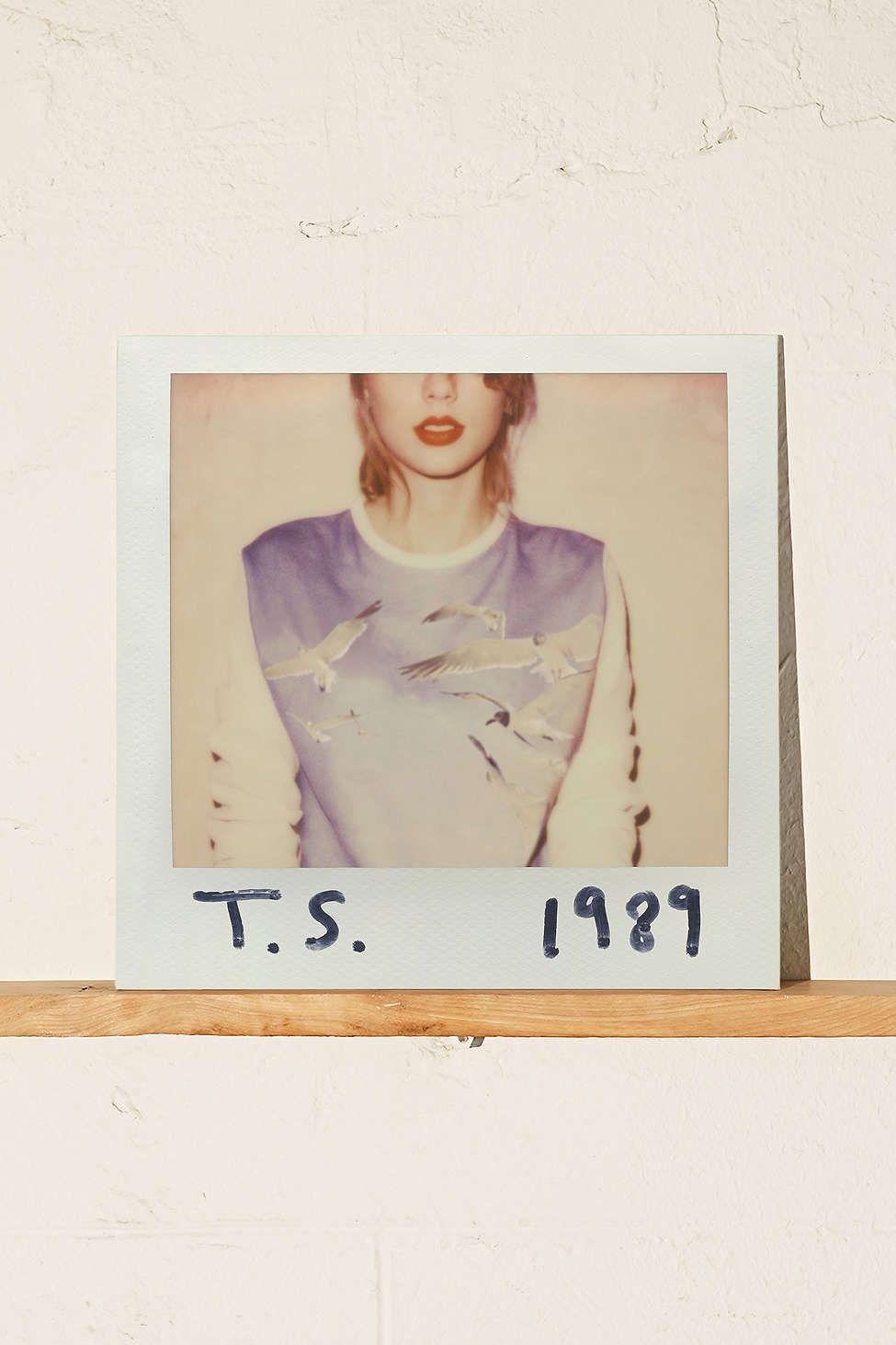 Vinyl Record Storage Shelf Taylor Swift Records Music
