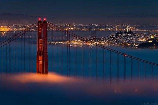 Twilight Glow 2 by Rob Dweck, via Flickr