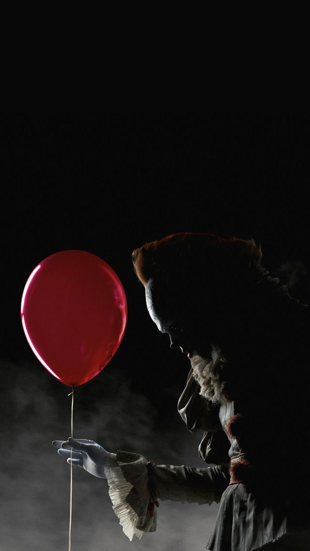 It Lockscreen Tumblr Scary Wallpaper Pennywise Pennywise The