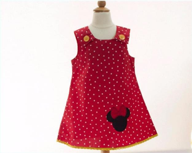 8458af2c6f4 Minnie Mouse birthday outfit
