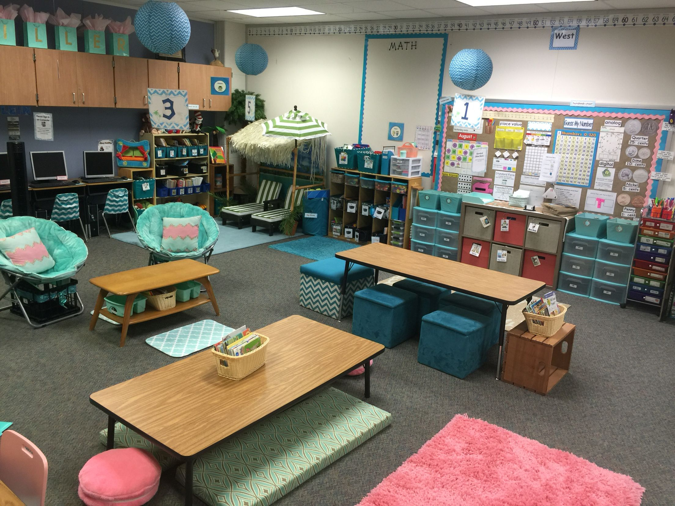 Flexible seating 1st grade:) I'm so excited to start