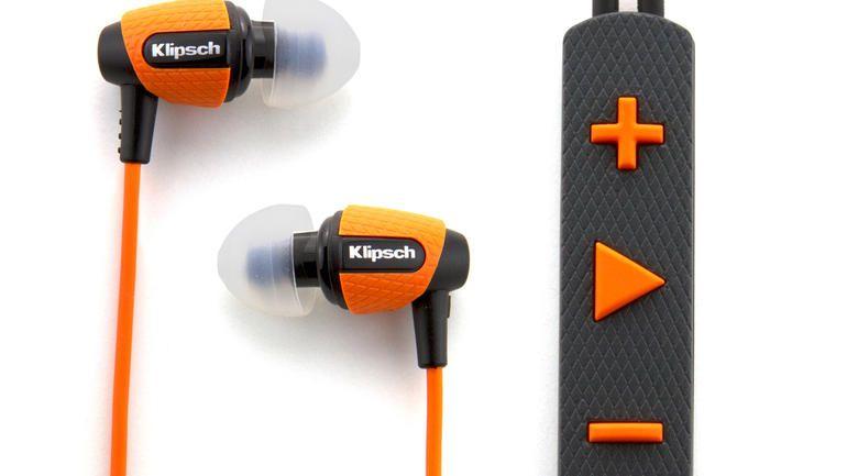 Klipsch Image S4i Rugged In Ear Headphones Sports Headphones Klipsch