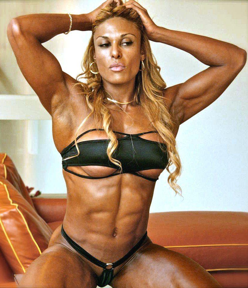 Muscle women vk-8142