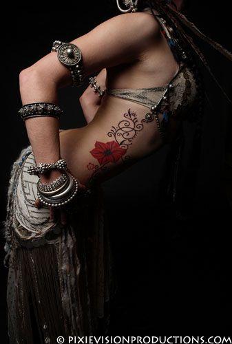 Tribal Fusion Belly Dancer Rachel Brice Belly Dance Belly Dancers Tribal Fusion