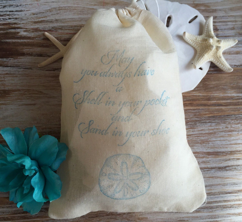 Beach Theme Party Favor Bags. diy wedding favors goodie bags part 1 ...