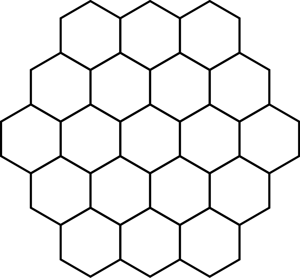 Hexagon strategic map with pathfinding unity tips pinterest hexagon game pronofoot35fo Choice Image