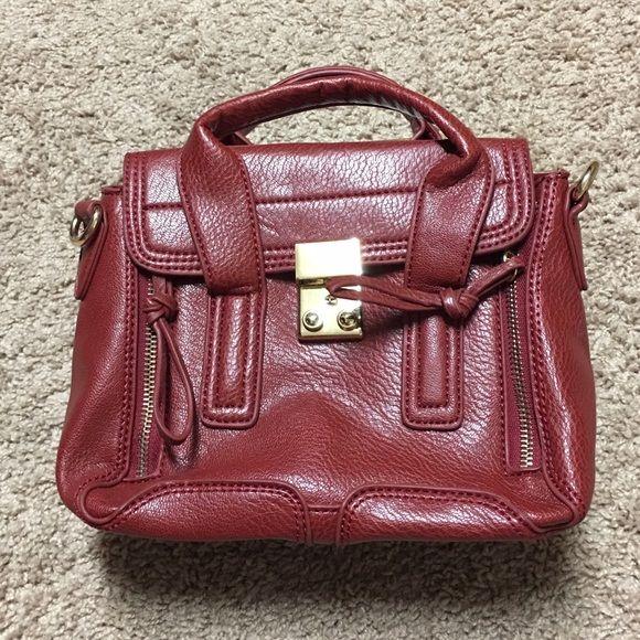 JustFab Bags - JustFab Red Small Handbag