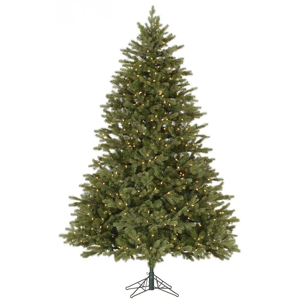 Vickerman 32282 9 X 70 Balsam Fir 1150 Clear Duralit Miniature Lights Christmas Tree A141381 For More Information Visit Image L Balsam Fir Christmas Tree Cool Christmas Trees Pre Lit Christmas Tree