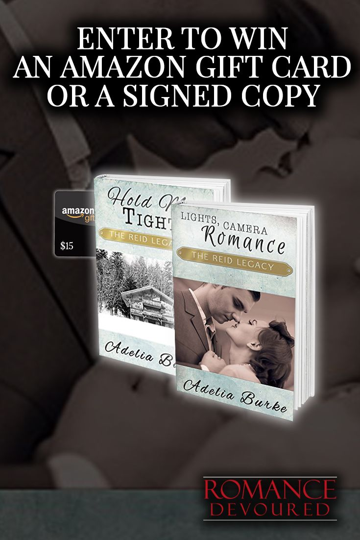 Win Signed Copies Or A 15 Amazon Gift Card From Author Adelia