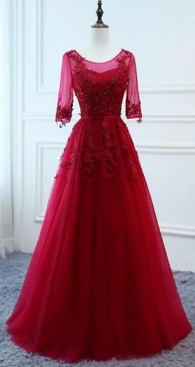 Open Back langes Abendkleid schnüren sich oben zurück, Kleid des Bonbon-16, Festzug-Kleid, Hochzeitsfest-Kleid PDS1060   – Prom Dresses