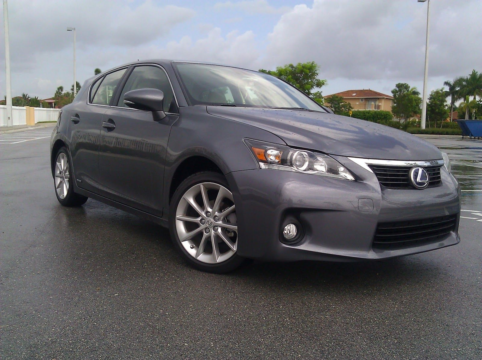 2012 Lexus CT200h Check out my review here http