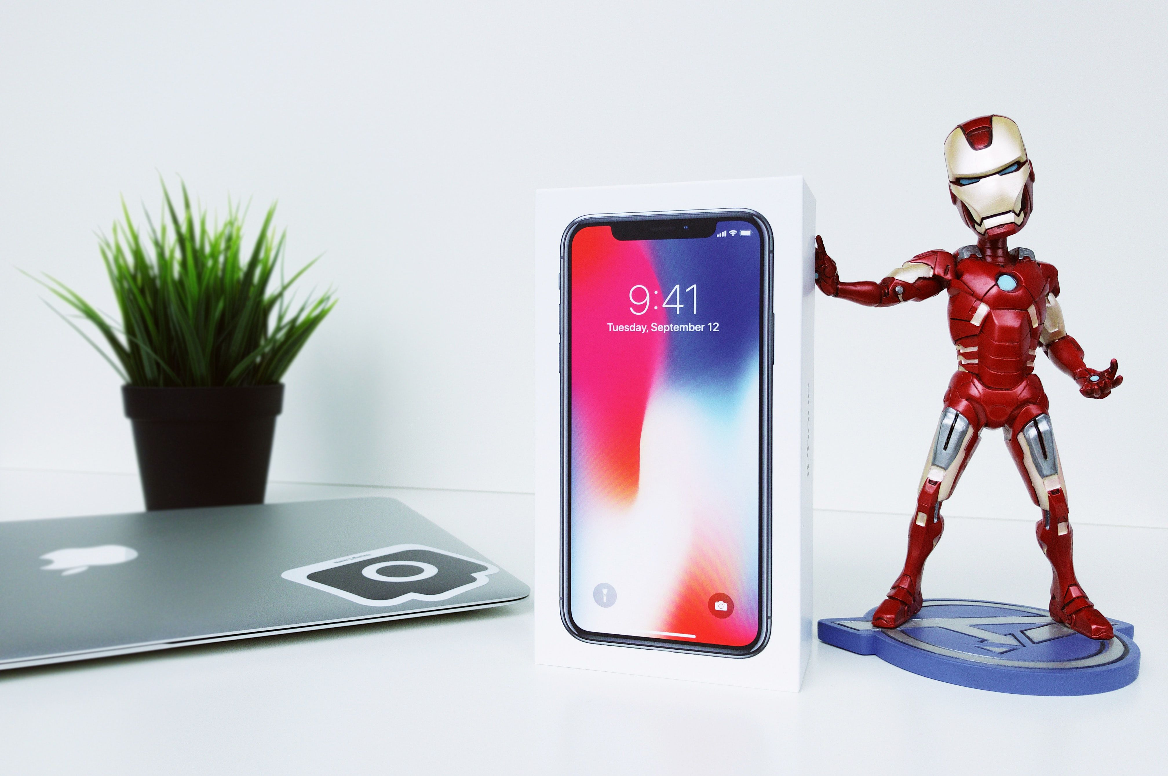 space gray iPhone X box Iphone, Toys for boys, Toys