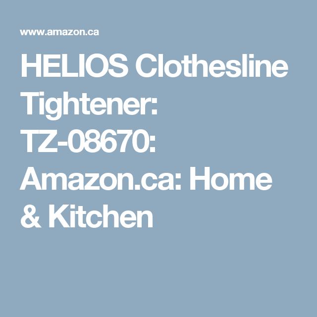 TZ-08670 Helios Clothesline Tightener