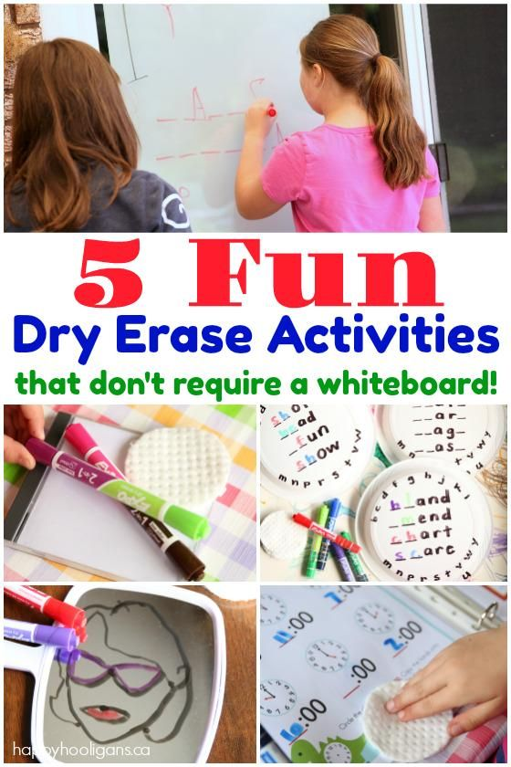 WIN a set of EXPO Dry Erase Markers with Ink Indicator and 5 Fun Ways to Use Dry Erase Markers Without a Whiteboard - Happy Hooligans  #sponsored