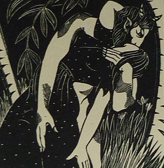 Best of Antique Art Wiccan Erotica